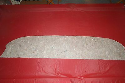 MARKETS BEST 1959 1960 Impala, Bonne, B-BODY PACKAGE TRAY INSULATION 2 DR 59 60