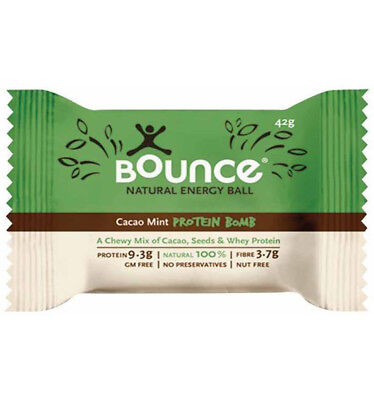 Bounce Mint Cacao 49g x 12