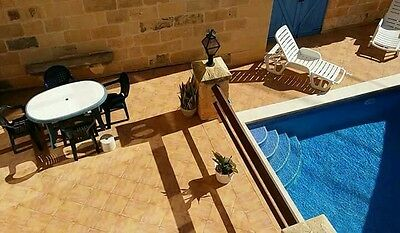 Beautiful B&B in Gozo, Malta. Private Pool. Holiday. Retreat.Bed and breakfast.