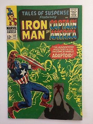 1966 Marvel Tales of Suspense #82