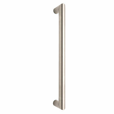 Briton 4700 Series Mitred Pull Handle Satin Stainless Steel 600mm