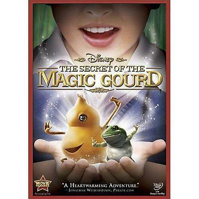 The Secret of the Magic Gourd (DVD, 2009) From Disney