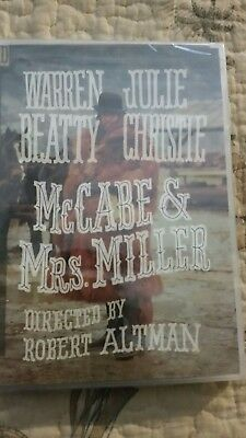 McCABE & MRS MILLER DVD NEW Criterion collection