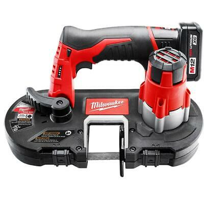 Milwaukee 2429-21XC M12 12-Volt Sub-Compact Band Saw w/ Batteries