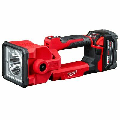 Milwaukee 2354-21 18-Volt M18 LED Cordless Portable Compact Search Light Kit