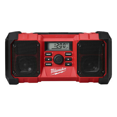Milwaukee 2890-20 M18 18-Volt Jobsite Radio - Bare Tool
