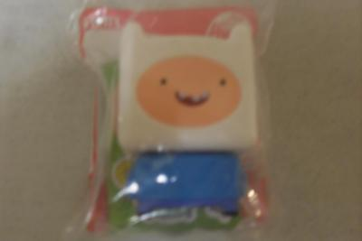 McDonald's Happy Meal Toy 2016 Cartoon Network ADVENTURE TIME-FINN-New & Sealed