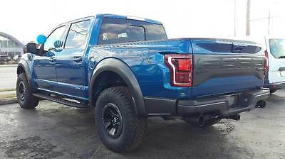 2017 Ford F-150 Raptor Crew Cab Pickup 4-Door Right Hand Drive Ford F150 Raptor