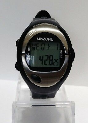 mio zone heart rate monitor fitness watch pedometer new battery rh picclick com Mio Heart Rate Monitor Watch Mio Heart Rate Monitor Watch