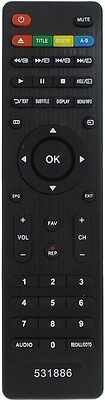 REPLACEMENT AWA Remote Control 591926 - MHDV2445-03 MSDV153603 MSDV1636-03 TV