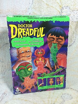 Doctor Dreadful Squeem Lab Kit 1994 Tyco Best Before 1997 Candy