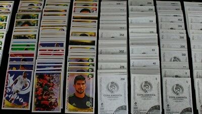 Panini Copa America Centenario 2016 Stickers-Pick Any 100 You Need From the List