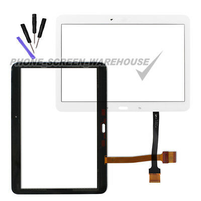 White Touch Digitizer Screen Display For Samsung Galaxy Tab 4 10.1' SM-T530 T535