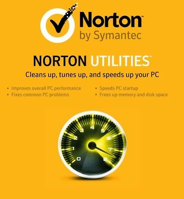Norton Utilities 16 16.0 - Cleans up, tunes up, and speeds up your PC