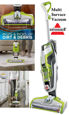 NEW Bissell CrossWave Vac & Wash - Multi Floor Vacuum 2203F