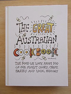 The Great Australian Cookbook~Celebrity Chef Compendium~Restaurant~Thom & Harper