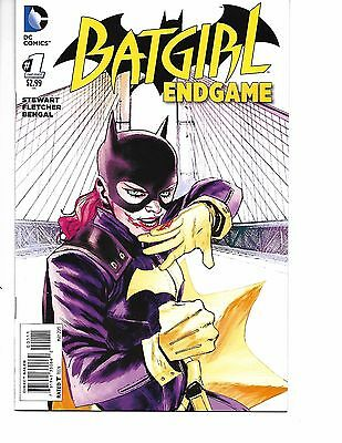 Batgirl: Endgame #1 (May 2015, DC)
