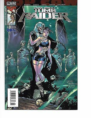 Tomb Raider: The Series #26 (Feb 2003, Image)