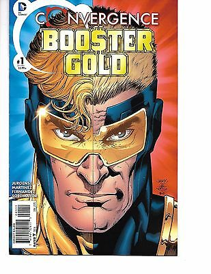 Convergence Booster Gold #1 (June 2015, DC)
