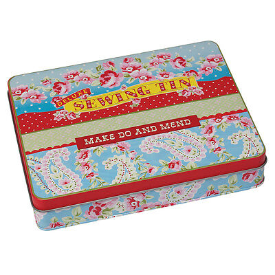 dotcomgiftshop PAISLEY PARK  DELUXE SEWING KIT