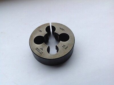 "TJ Hughes 7/8 BSF x 11 Split Die - 2 1/4"" OD - Top Brand - See Description"