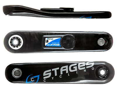 Stages Cycling Carbon Power Meter for SRAM GXP Road 170mm