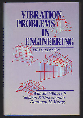 Vibration Problems In Engineering - Weaver Timoshenko Young 1990 [Np9]