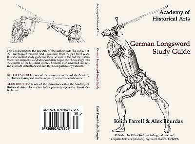 Paperback: AHA German Longsword Study Guide (historical European martial arts)