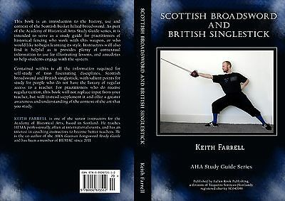 Paperback: Scottish Broadsword & British Singlestick (HEMA, WMA, fencing)