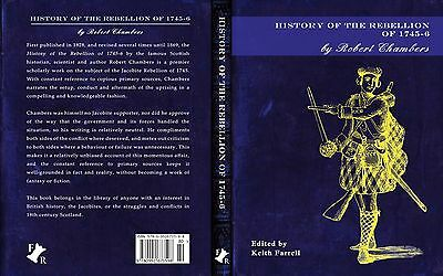 Paperback: History of the Rebellion of 1745-6 (HEMA, WMA, fencing)