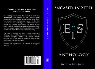 Paperback: Encased in Steel Anthology I (HEMA, WMA, fencing, history, chivalry)
