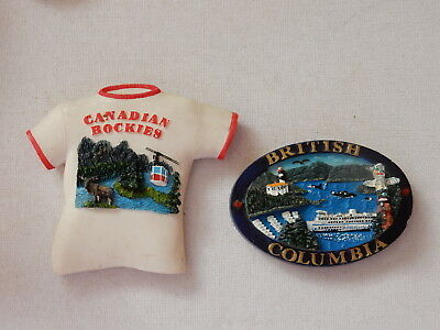 One Selected 3D Souvenir Fridge Magnet from Canada