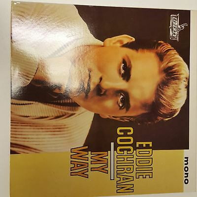 Eddie Cochran - My Way - 1978 - Vinyl