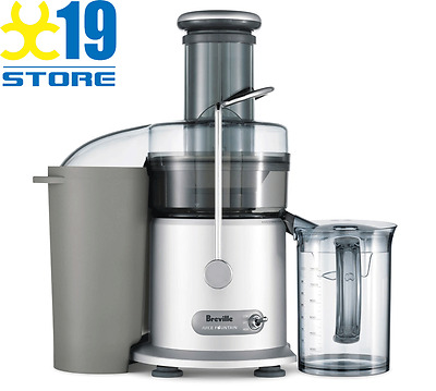 NEW Breville Juice Fountain Plus BJE410 Grey - Brand new 100% - RRP $249