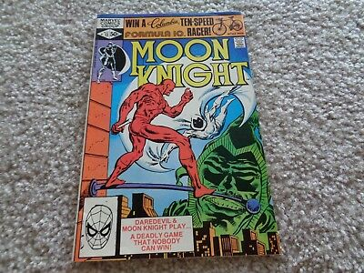 Marvel Comics Moon Knight  #13 Nov 1981