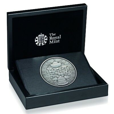 The 2014 Ryder Cup Royal Mint Masterpiece RY1