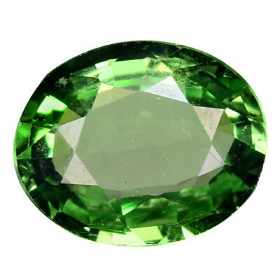 1.160 CTS sublime top luster green natural Tsavorite garnet oval gems see video