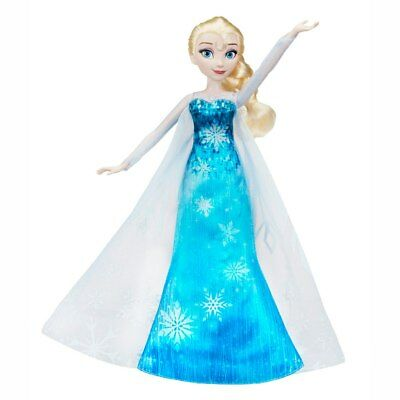 Frozen Play-a-Melody Gown Elsa Doll