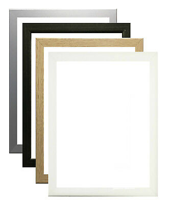 PHOTO FRAME PICTURE Poster Wood Wall Decor Collage Hanging Frames A1 ...