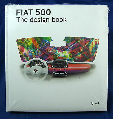 Fiat 500 - The Design Book - Auto - Automobilismo -  [N22]