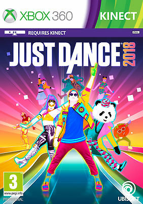 Just Dance 2018 XBOX 360 ***PRE-ORDER ITEM*** Release Date: 26/10/2017