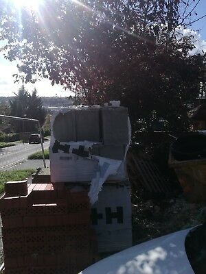 H+H Trench foundation blocks 300mm  New. Arrange your own courier or single.