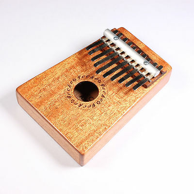 kalimba Finger piano gecko k10m 10key mahogany wood Solid wood