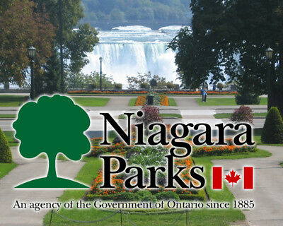 Admit for 2 People to ALL Niagara Parks Ontario Attractions and Historic Sites