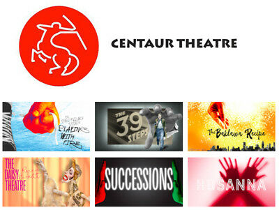 Centaur Theatre Company in Montreal - 2 Tickets to Any Play of Your Choice