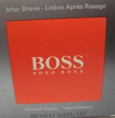 Boss In Motion Hugo Boss for men AFTER SHAVE .LOCTION APRES RASAGE 90ml