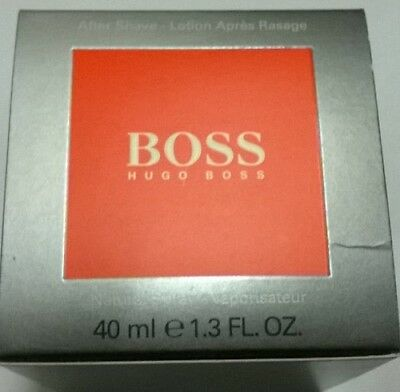 Boss In Motion Hugo Boss for men AFTER SHAVE .LOCTION APRES RASAGE 40ml