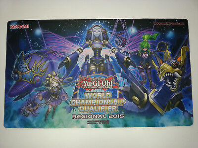 Tapis Playmat Yu-Gi-Oh Marionnette De L'ombre Constructution Shaddoll