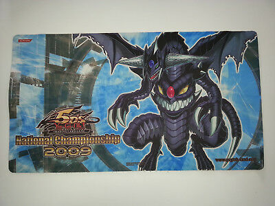 Tapis Playmat Yu-Gi-Oh Dark End Dragon National 2009