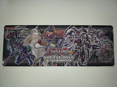 Tapis Playmat Yu-Gi-Oh Battle Pack